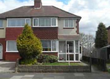 Thumbnail 3 bedroom semi-detached house to rent in Atlantic Road, Great Barr, Birmingham