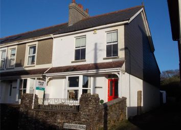 Thumbnail 3 bed end terrace house for sale in Endsleigh Terrace, Liskeard