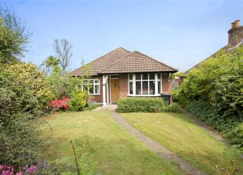 Thumbnail 2 bed detached bungalow to rent in Little Green Lane, Chertsey, Surrey