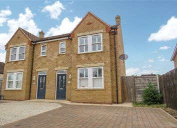 Thumbnail 3 bed semi-detached house for sale in Potton Road, Biggleswade, Bedfordshire