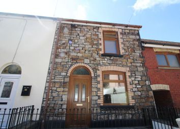 Thumbnail 3 bed terraced house for sale in High Street, Abersychan, Pontypool