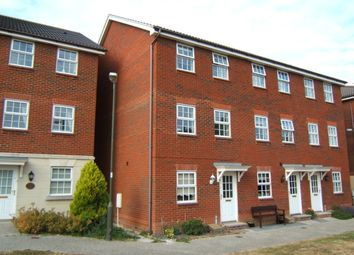 Thumbnail 4 bed town house to rent in Saxby Close, Barnham, Bognor Regis