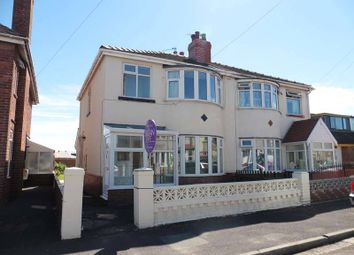 Thumbnail 3 bed semi-detached house for sale in Palatine Road, Thornton-Cleveleys