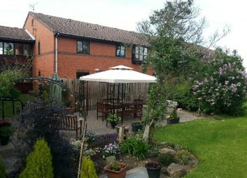 Thumbnail 1 bed flat to rent in Glebe Close, South Normanton, Derbyshire