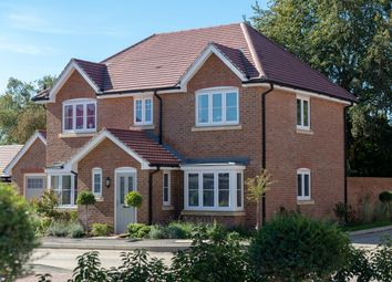 Thumbnail 4 bed detached house for sale in Howland Road, Marden
