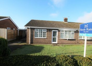 Thumbnail 2 bed bungalow for sale in Croft Way, Camblesforth, Selby