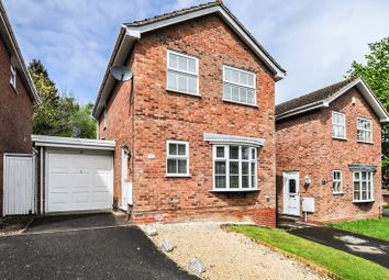 Thumbnail 3 bed detached house for sale in Painswick Close, Oakenshaw, Redditch