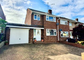 Thumbnail 3 bed end terrace house for sale in Heath Drive, Moulsham Lodge, Chelmsford