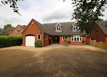Thumbnail 4 bed detached house for sale in Fakenham Road, Taverham, Norwich