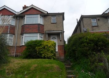Thumbnail 4 bedroom detached house to rent in Burgess Road, Southampton