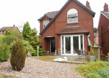 Thumbnail 4 bedroom detached house for sale in Grizedale Close, Crewe
