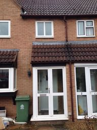 Thumbnail 3 bed terraced house to rent in Deerhurst Place, Quedgeley, Gloucester