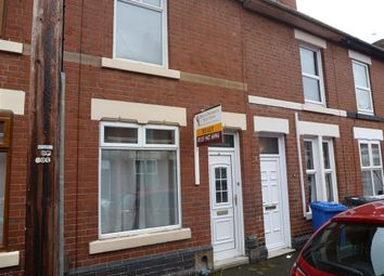 Thumbnail 2 bedroom terraced house to rent in Ward Street, Derby