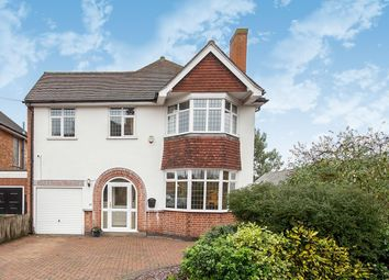 Thumbnail 4 bed detached house for sale in Park Road, Loughborough