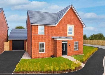 """Thumbnail 4 bedroom detached house for sale in """"Lincoln"""" at Lytham Road, Warton, Preston"""