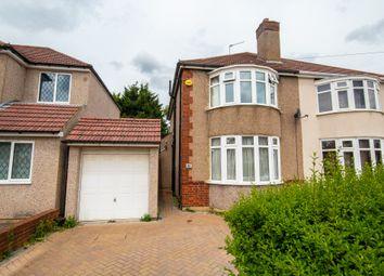 Thumbnail 2 bed semi-detached house for sale in Chestnut Drive, Pinner, Middlesex
