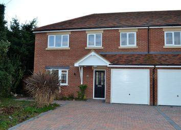 Thumbnail 4 bed semi-detached house for sale in The Drive, Harlow