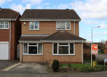 Thumbnail 4 bed detached house for sale in Melford Hall Drive, West Bridgford, Nottingham