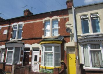 Thumbnail 3 bed terraced house for sale in Healey Street, Wigston