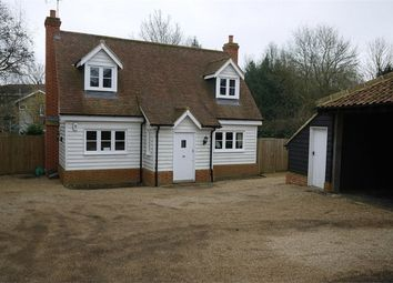 Thumbnail 3 bed detached house to rent in High Street, Stock, Ingatestone, Essex
