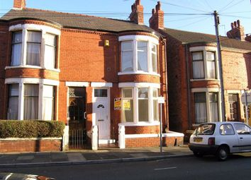 Thumbnail 2 bedroom semi-detached house to rent in Karslake Road, Wallasey, Wirral