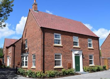 "Thumbnail 4 bed detached house for sale in ""Cornell"" at Juliet Drive, Brackley"