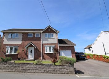 Thumbnail 4 bed detached house for sale in Old Road, Baglan, Port Talbot
