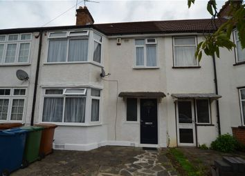 Thumbnail 3 bed terraced house for sale in Byron Road, Wealdstone, Harrow, Middlesex