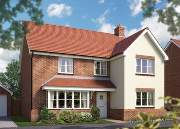 """Thumbnail 5 bed detached house for sale in """"The Chester"""" at Fullingpits Avenue, Maidstone"""