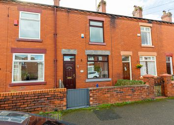 Thumbnail 2 bed terraced house for sale in Beech Street, Atherton, Manchester