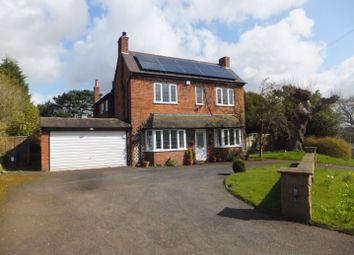 Thumbnail 5 bed detached house for sale in Hillwood Road, Four Oaks, Sutton Coldfield