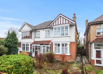 Thumbnail 4 bed semi-detached house for sale in The Ride, Brentford, Middlesex