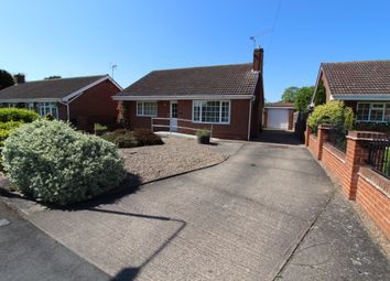 Thumbnail 2 bed detached bungalow for sale in The Limes, Beckingham, Doncaster