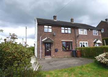 Thumbnail 3 bedroom property for sale in Wood Street, Mow Cop, Mow Cop