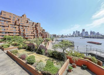 Thumbnail 2 bed flat for sale in Free Trade Wharf, The Highway, London
