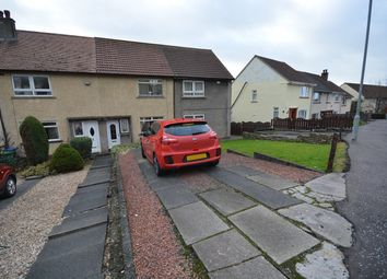Thumbnail 2 bed terraced house for sale in Craigie Road, Hurlford, Kilmarnock