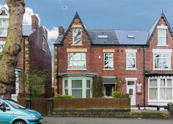 Thumbnail 5 bed semi-detached house for sale in Carter Knowle Road, Sheffield, South Yorkshire