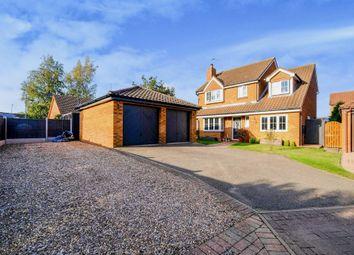 Thumbnail Detached house for sale in Tate Grove, Hardingstone, Northampton