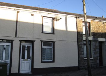 Thumbnail Terraced house for sale in Station Road, Hirwaun