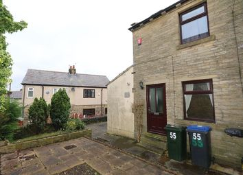 Thumbnail 2 bed cottage for sale in Cutler Heights Lane, Bradford, West Yorkshire