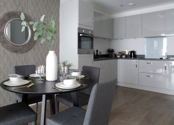 Thumbnail 3 bedroom flat for sale in Fielders Crescent, Barking