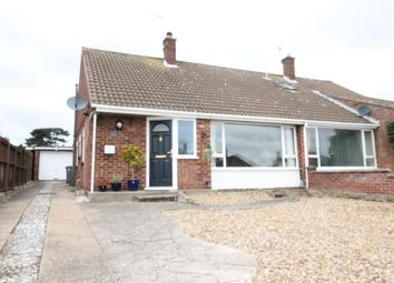 Thumbnail 3 bedroom semi-detached bungalow for sale in Saracen Road, Norwich