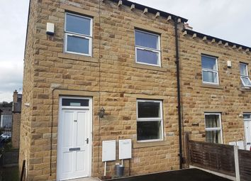 Thumbnail 5 bed end terrace house to rent in Osborne Road, Birkby, Huddersfield