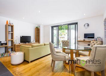 Thumbnail 4 bed flat to rent in Clock House Parade, North Circular Road, London