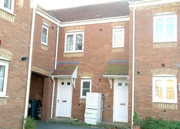 Thumbnail 2 bed flat to rent in Russell Close, Wilnecote, Tamworth, Staffordshire