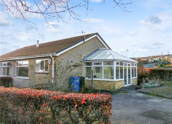Thumbnail 2 bed semi-detached bungalow to rent in Wood Close, Bradley, Keighley, North Yorkshire