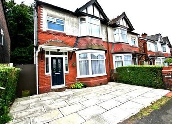 Thumbnail 3 bed semi-detached house for sale in Albert Avenue, Prestwich, Manchester