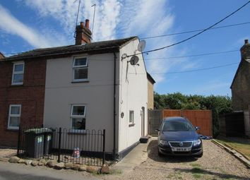Thumbnail 3 bed end terrace house to rent in Bury Road, Shillington, Hitchin
