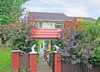 Thumbnail 3 bed semi-detached house for sale in Snead Court, Top Valley, Nottingham