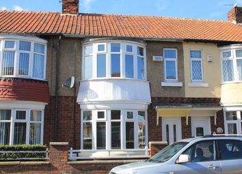 Thumbnail 3 bedroom terraced house to rent in Welldeck Road, Hartlepool